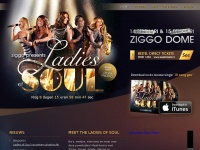 Ladies of Soul - 12, 13 & 14 februari 2016