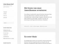 Onze-bauernhof.nl - Onze bauernhof