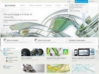 Autodesk.it - Autodesk   Software per progettazione 3D, ingegneria e intrattenimento