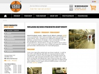 Welkom bij Used Products Gent West! - Used Products Gent West
