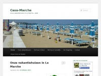 Vakantiehuizen met zwembad in Le Marche, Italië / Casa-Marche