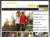24Shopper your one stop webshop!