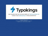 Typokings.nl - TypoKings Webservices| Webhosting | Domeinregistratie | Website ontwikkeling | SEO