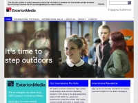Exterion Media | International Outdoor Advertising Experts