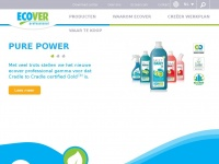Ecover-professional.com - Home - New - Ecover