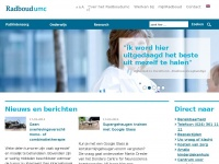 Patiëntenzorg  - Radboudumc