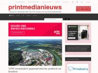 printmedianieuws.nl - nieuws en achtergronden van het nieuws over de printmedia wereld