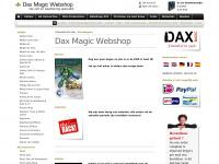 Daxmagic-webshop.nl - Dax Magic Webshop.nl