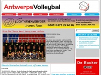 antwerpsvolleybal.be