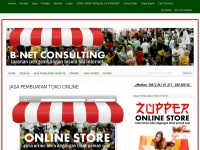 B-netconsulting.com - B-Net Consulting | Jasa Pembuatan Website Dan Internet Marketing