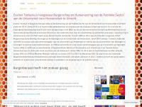 Evelien Tonkens - Hoogleraar Burgerschap en Humanisering van de Publieke Sector aan de Universiteit voor Humanistiek