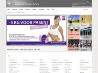 Waregemsportcenter.be - Waregemsportcenter