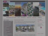 Vakantie Gran Canaria - Gran Canaria Online Reisgids