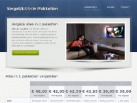 vergelijkallesin1pakketten.nl