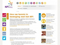 Npi.nl - Home