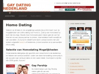 Homodating: Vergelijken van Gay datingsites | Vind je gaydate