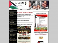 Al-awda.org - Al-Awda: The Palestine Right to Return Coalition |