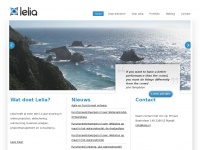 Lelia.nl - Lelia - Projectmanagement, Outsourcing, Consultancy en Business Analyse