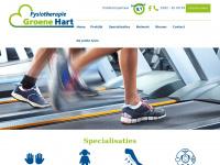 Fysiotherapiegroenehart.nl - Fysio Groene Hart | Fysiotherapie Groene Hart biedt de oplossing