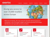 Exertis.com - Exertis | Technology Distribution