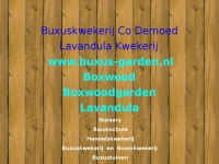 buxus-garden.nl