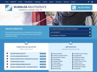 Buwalda Multiservice Franeker - Schoonmaak en onderhoud