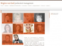 Bvgool.nl - Home | Brigitte van Gool producties & management