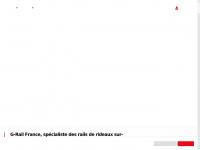 Goelst.fr - Rail à rideaux, Rails de rideaux - G-rail, luxe et élégance Goelst