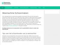 wasmachine-schoonmaken.com