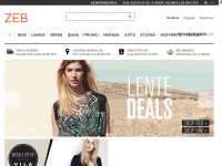 ZEB.be | Online Multibrand Fashion Store