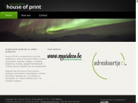 houseofprint.be