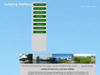 Camping Vierhuis | Home