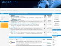 Glas4All - Glasvezel internet - Vergelijken
