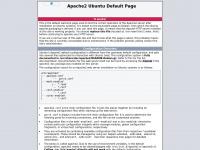 Klikgebitamsterdam.com - Apache2 Debian Default Page: It works
