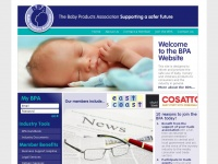Thebpa.eu - The Baby Products Association: Supporting a safer future