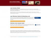 Last minute Hotel - Kortingen tot 80%!