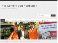 Het Geheim van Hardlopen |   How to get faster and fitter!