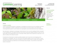 Lemmenlearning.nl - Lemmen Learning | learning | leertrajecten | studiedagen