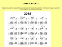kalenders.org