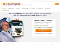 Transport Benelux? Compass Transport belevert binnen 24 uur!