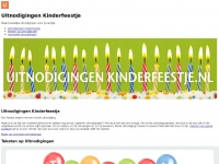 uitnodigingenkinderfeestje.nl