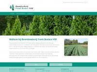 Boomkwekerij Frank Beniers vof   Home