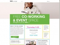 Wixlounge.com - Wix Lounge | Free Co-working and Event Space NYC