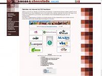 .:. Cacao & Chocolade online .:.