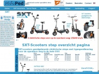 Sxtscooters.be