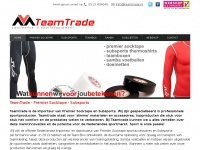 TeamTrade - comfort and performance in sports