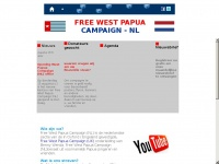 Free West Papua Campaign Nederland  Free West Papua Campaign Nederland - Zet onrecht recht