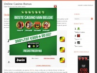 online-casino-bonus.be
