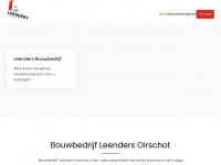 leendersbouw.nl