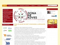 Dona HR Advies -  Adviesbureau HRM, Risicomanagement, personeelsplanning